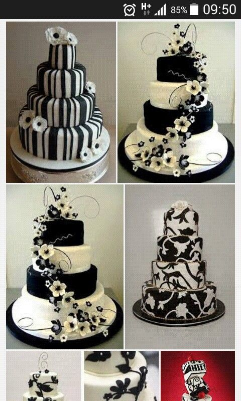 Black n white theme