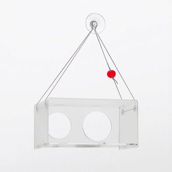Christmas gifts SALE Bird feeder Hanging bird feeder by Uczarczyk