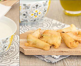 Pastella perfetta per fritti croccanti e asciutti, velocissima