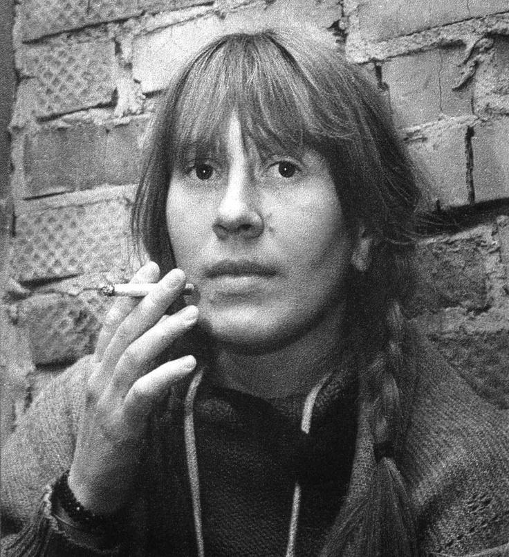 "Yana ""Yanka"" Stanislavovna Dyagileva (September 4th, 1966 – May 9th, 1991) was a Russian poet and singer-songwriter."
