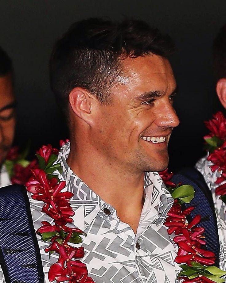 All Blacks in Samoa - Dan Carter