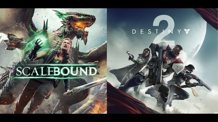 Is Scalebound Still Coming To Xbox One   Destiny 2 Looks Like DLC Rather...