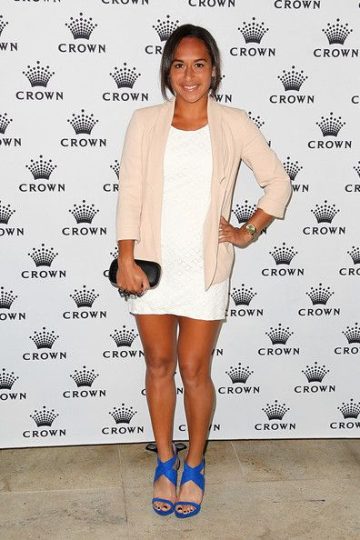 Heather Watson - Crown's IMG Tennis Player's Party