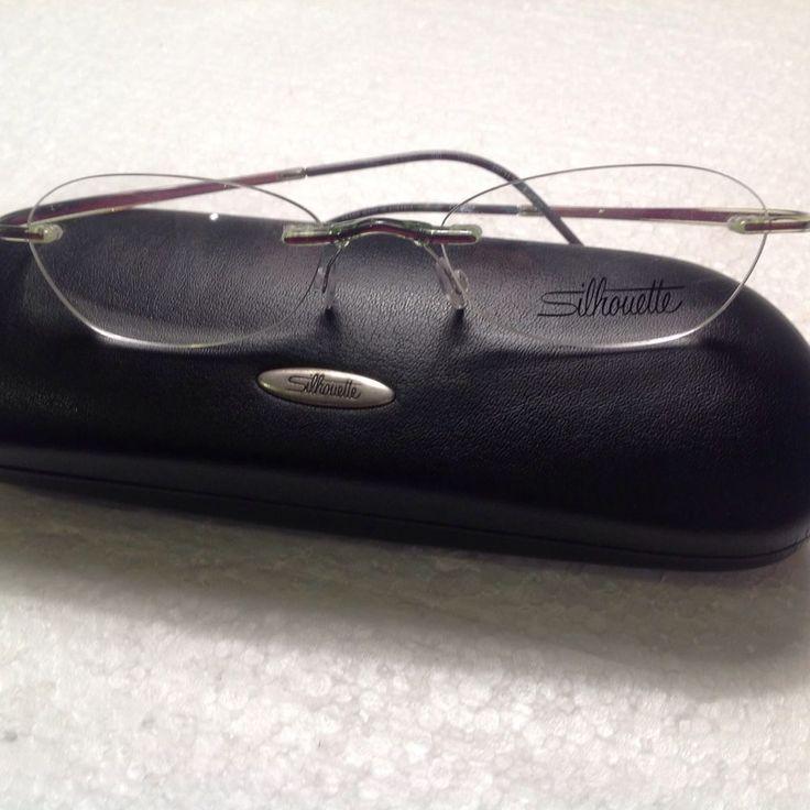 Rimless Spx Silhouette M1967 New Eyeglasses. Light Weight, Unique Color #Silhouette #shoutyourabortion #empire #eyeglasses @ebay