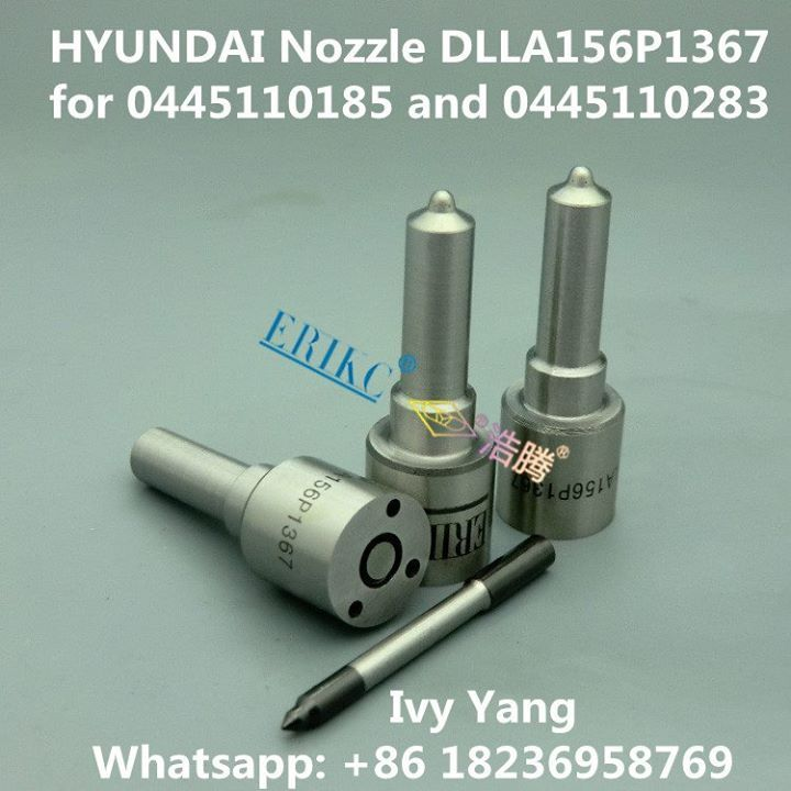 DLLA156P1367 0433171847 Korea Auto Nozzle CR for HYUNDAI 338004A300