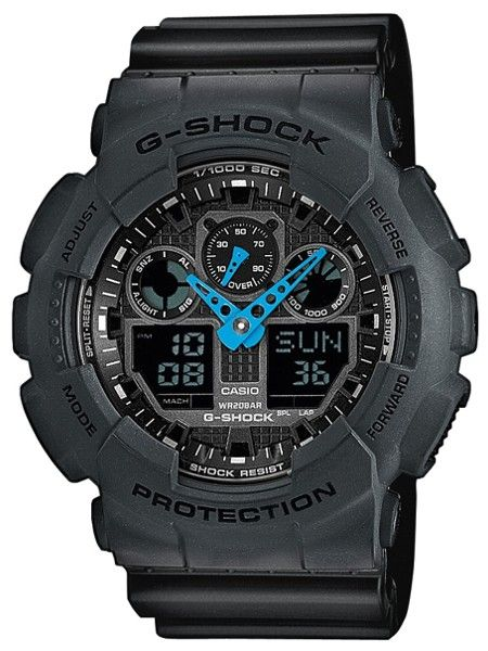 CASIO G-SHOCK Watch | GA-100C-8AER