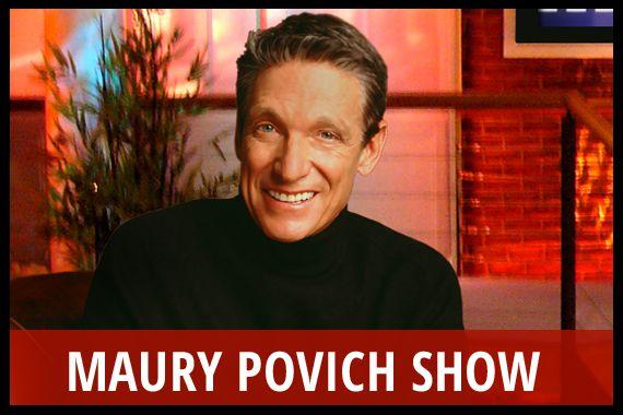 Follow Recapo's Maury Povich Show board!
