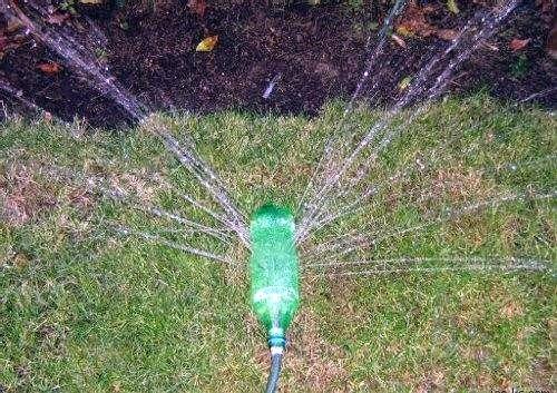 2 Liter Bottle Sprinkler