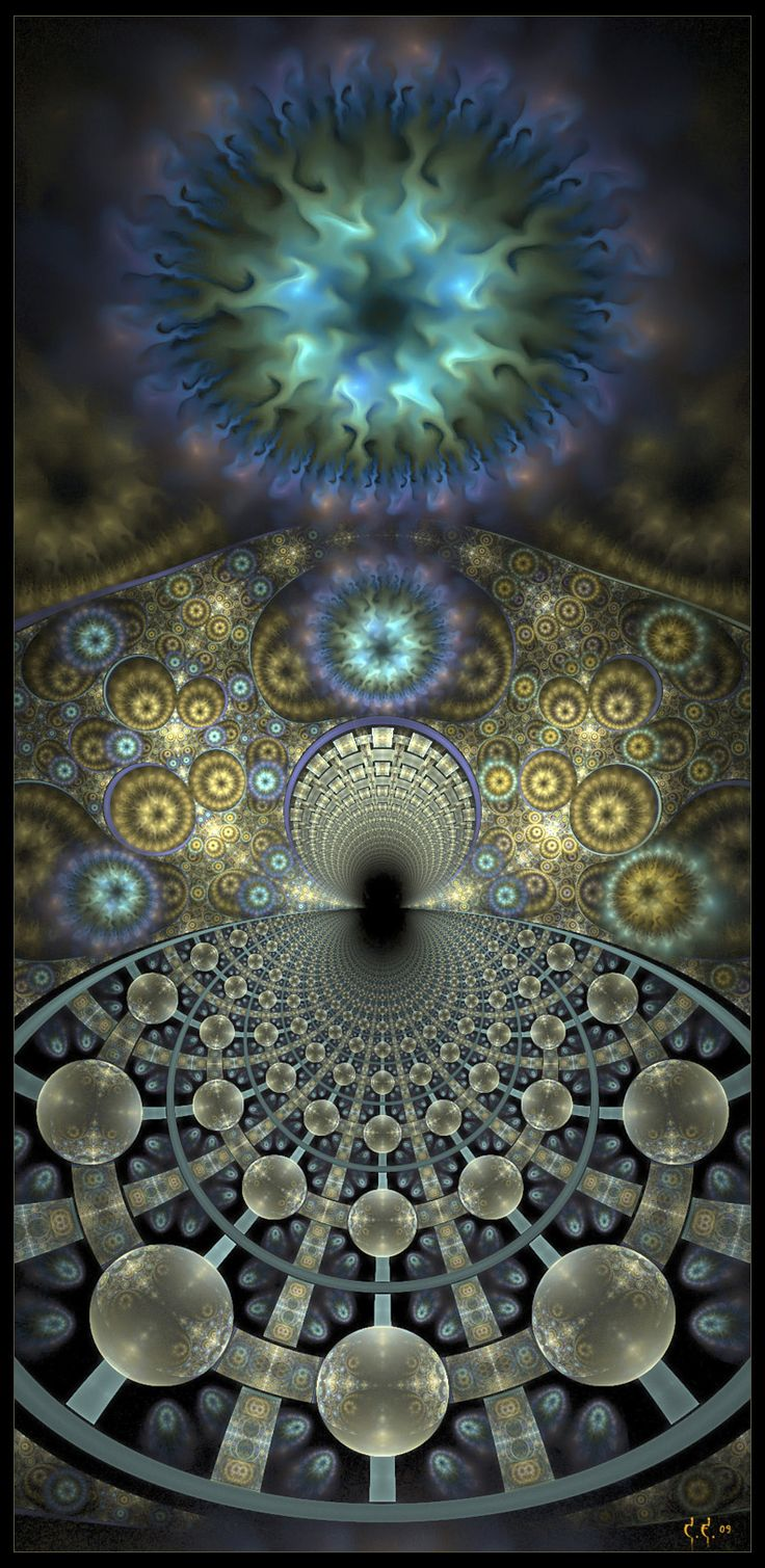 I love fractals.