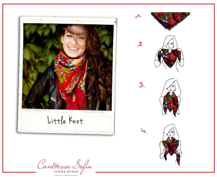 top 25 ideas about ideas on how to wear a silk scarf on