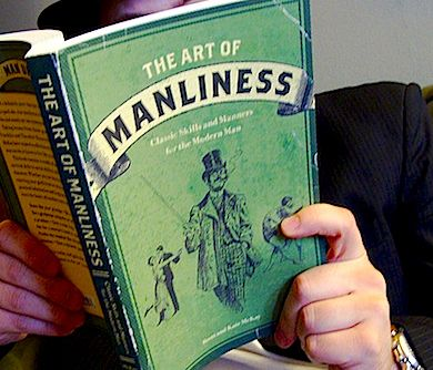 Discover your inner man with The Art of Manliness Book, a book that is full of tips and information on just how to be manly. This book will teach you that..