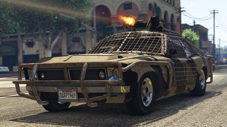 GTA Online: Smuggler's Run Update Adds Battle Royale-Style Mode - IGN https://link.crwd.fr/2QBk
