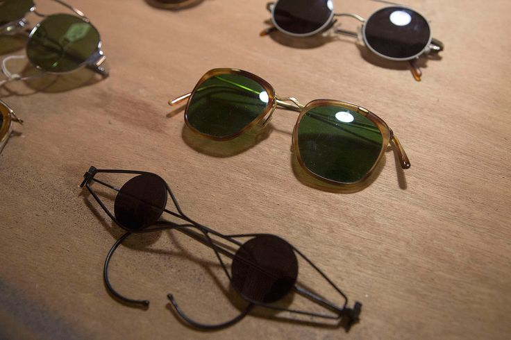 General Eyewear Vintage & Bespoke Opticians • Selectism