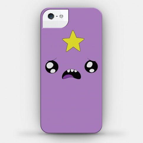 Lumpy Space Princess (phone case) | HUMAN