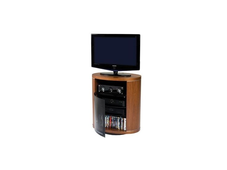 BDI Revo 9980 Natural Cherry Home Theater TV Cabinet Is An Elegant Piece Of  Furniture,