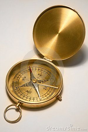 Using your inner compass helps you rebuild you from your insides to find your peace...