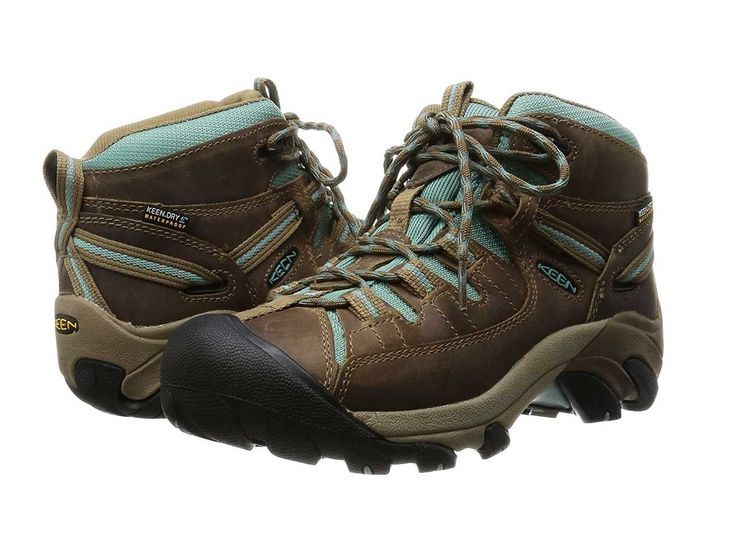 0fc5575a8a8 Best for Day Hikes  Keen Women s Targhee II Mid Hiking Boot