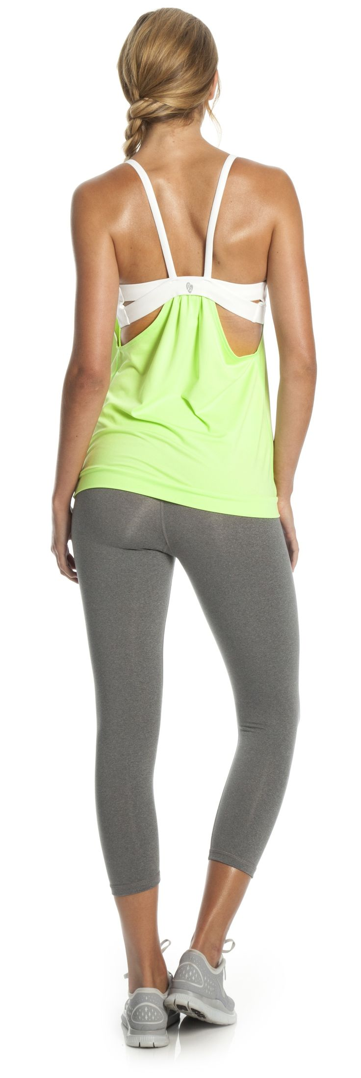 The range includes all the fitness clothing classics, from sports bras to leggings and trainers. The designs are not very exciting, but still pretty cute. Pricing: Prices range from £ to £