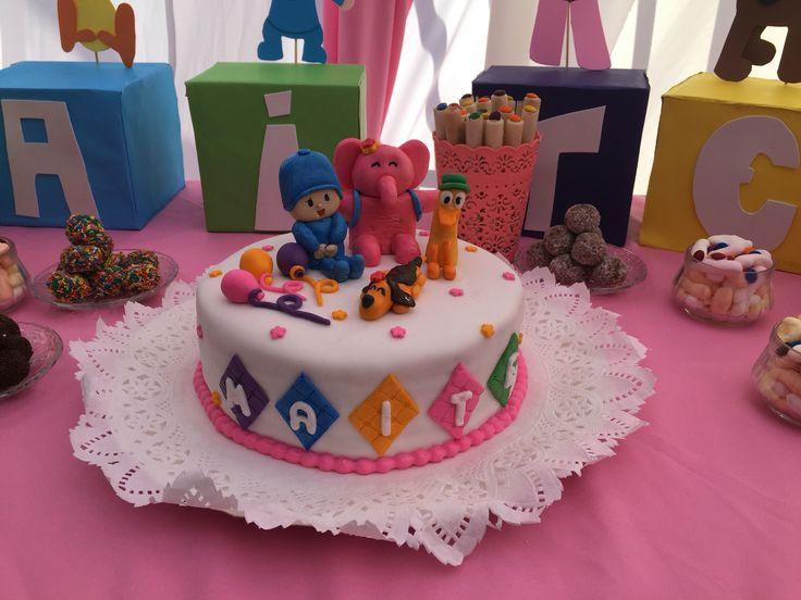 Torta pocoyo party