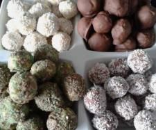 White Chocolate Tim Tam Truffles | Official Thermomix Recipe Community