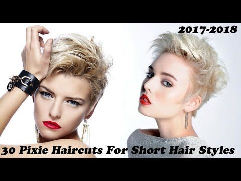 30 Hottest Pixie Haircuts For Short Hair Styles 2017 & 2018   http://www.hairstyleslife.com/pixie-haircuts-for-girls/