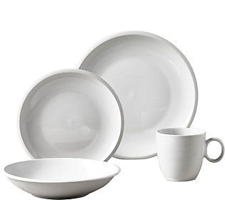 Tabletops Gallery 16 Piece Dinnerware Set   Ribbon | Tabletop, Dinnerware  And Products