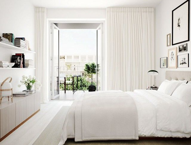 Hate Making Your Bed? Try One of These 7 Styles via @domainehome
