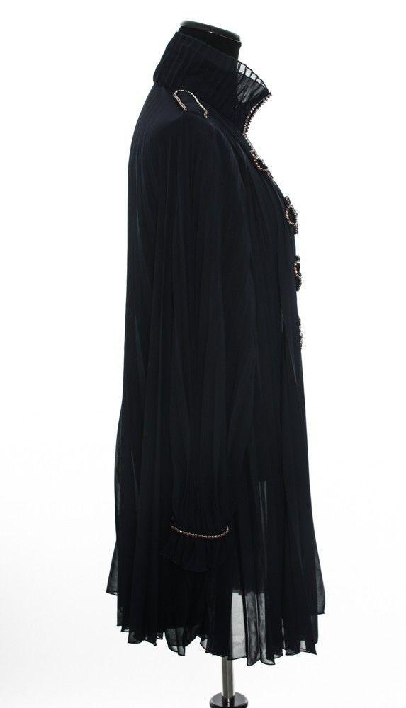Undercover Navy Dress with Gemstone Detail | eBay