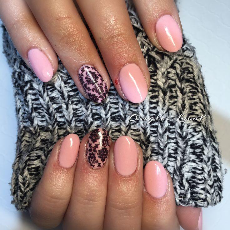 #leboudoirespacebeaute #ongleslaval #lavalnails #healtynails #pink