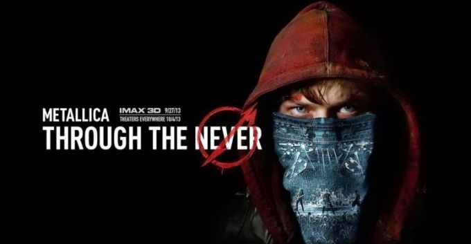 "[VIDEO] Metallica lanza dos nuevos videos de su película ""Through the Never"""