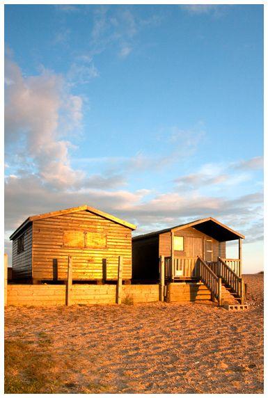 Walberswick Beach Huts