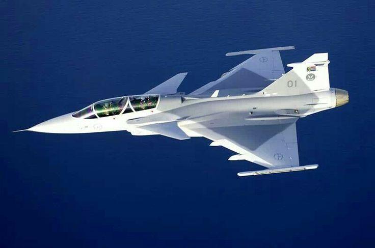 "Saab J37 Gripen (""Griffon"") - South African Air Force (SAAF), South Africa"