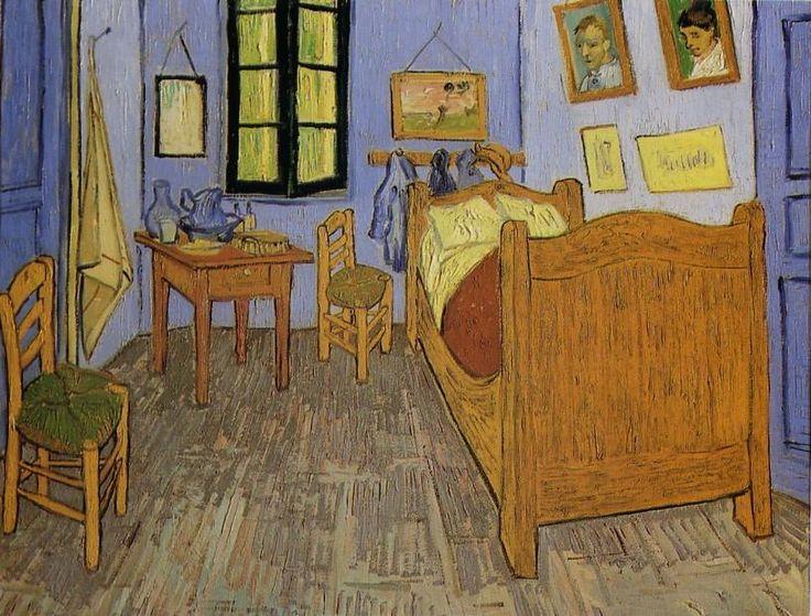 18 best pablo picasso images on pinterest pablo picasso - La chambre a coucher de vincent van gogh ...