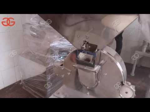 Universal Pulverizer Stainless Steel Food Smashing Machine Sugar,Flour G...