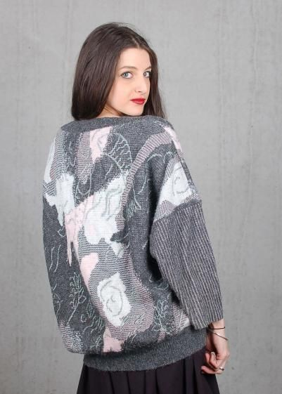 Round She Goes - Market Place - Maxine Knitted Jumper