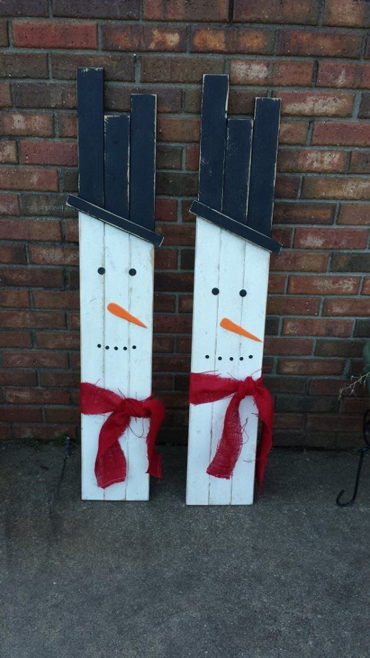 DIY Snowmen great idea for a christmas gift, supper easy to make :)