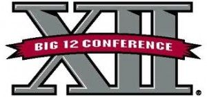 Big 12 Conference Standings week 7