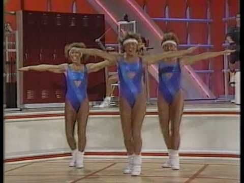The 1987 Crystal Light National Aerobic Championship open