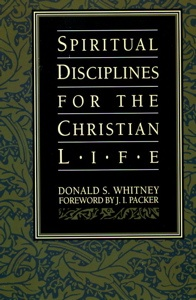 "I hope ""Spiritual Discipline"" doesn't sound like too dry a topic.  This books takes time-honored and biblical Christian practices (prayer, meditation, reading the word, fasting, giving, service, etc) and explains them in an accessible and encouraging way."