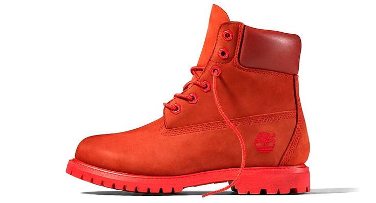 TIMBERLAND Pinterest Yellow Boots Icons And Red Timberland Boots