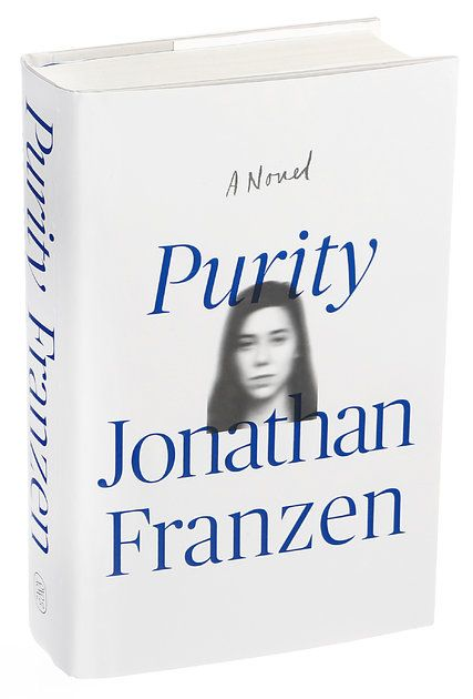 Still reading so my jury is out on this one, but here's what The New York Times says about 'Purity,' - Jonathan Franzen Hits a New Octave