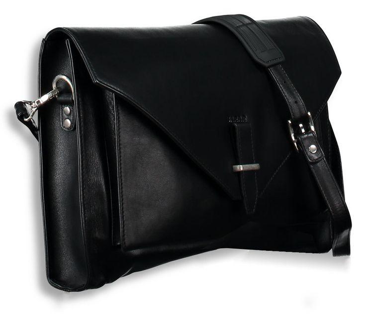 Sarar 7354 Deri Çanta Siyah | Çanta | Sarar Shop