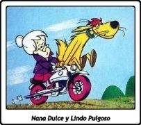 Nana Dulce y Lindo Pulgoso / Granny Sweet and Precious Pupp / Lindo Pulgoso / Precious Pupp / Hanna Barberá / Hanna Barbera