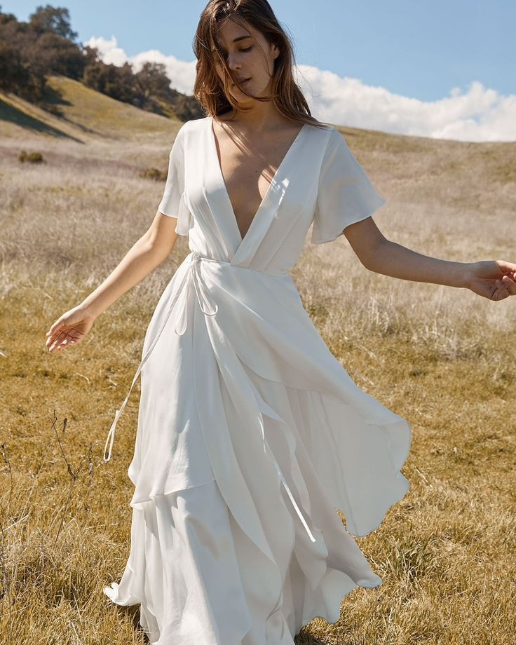 The Bergen Dress | Perlseide