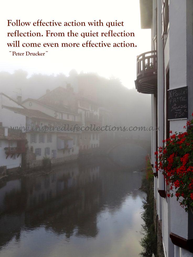 Effective Action and Quiet Reflection. St Jean Pied de Port, France, the traditional start to the Camino de Santiago www.inspiredlifecollections.com.au