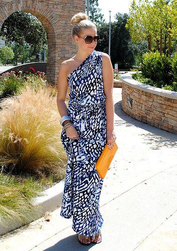 Maxi one shoulder dress. Rachel Roy. http://www.rachelroy.com/The-Ursula-Dress/110253622,default,pd.html?variantSizeClass==JJ1JFA1=110004705=catalog-id=rachelroy-catalog
