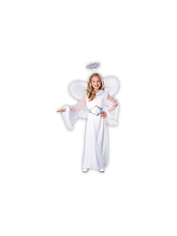 Snow Angel Costume - Girls Christmas Costumes