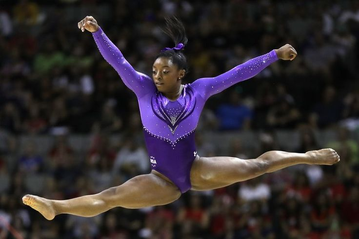 This Is Who Dominated Day One of the Olympic Gymnastics Trials