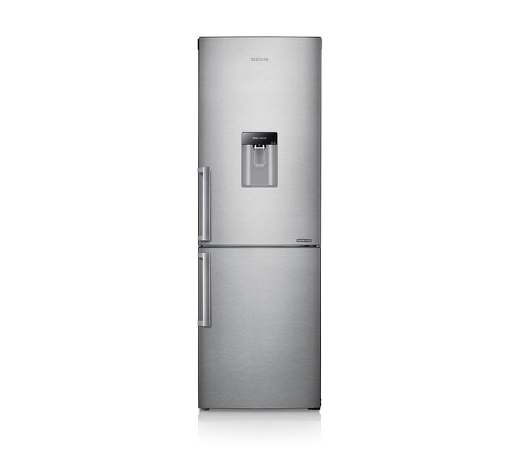 SAMSUNG RB29FWJNDSA Fridge Freezer - Silver