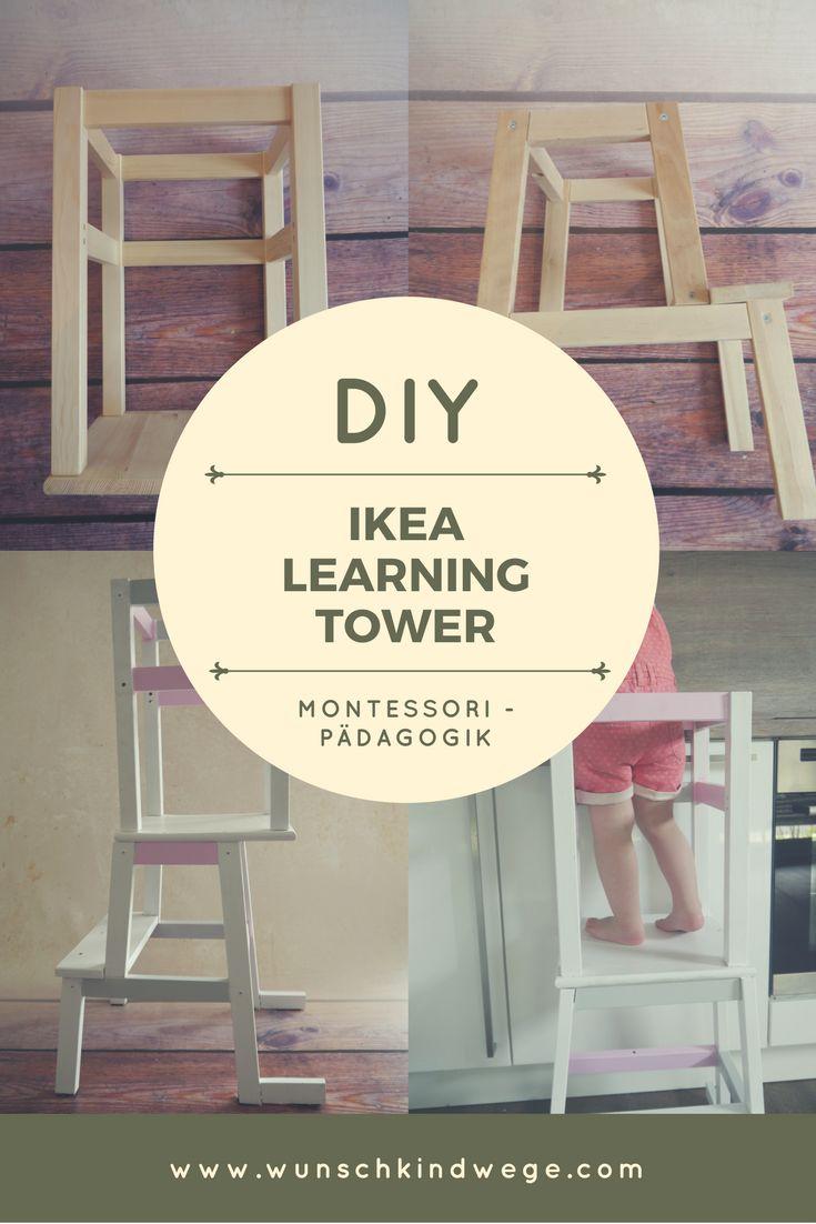 DIY: IKEA Learning Tower – für kleine und grosse Küchenhelfer
